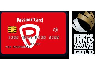 PassportCard Weltweite Krankenversicherung
